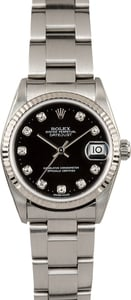 Rolex Datejust 31 Diamond 78274