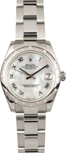 Rolex Datejust 31MM Diamond 178344