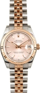 Rolex Datejust 31mm 178271 Everose