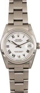 Used Rolex Datejust 68240 Mid Size Watch
