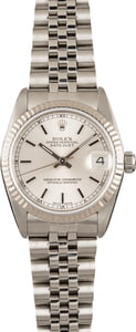 Pre Owned Rolex Steel Datejust Midsize 68274