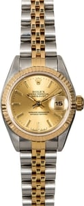 Rolex Lady Datejust 69173 Two-Tone