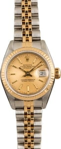 Ladies Two Tone Rolex 69173