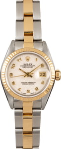 Pre-Owned Lady Rolex 69173 Datejust