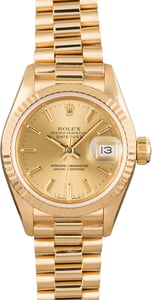 Rolex President 69178 Ladies Watch