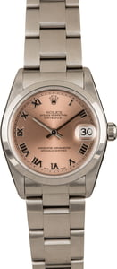 Used Midsize Rolex Oyster Perpetual DateJust 78240