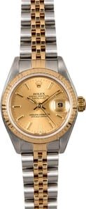 Women's Rolex Datejust 79173 Jubilee
