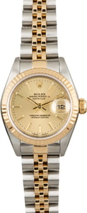 Used Rolex Datejust 79173 Two Tone Jubilee