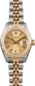 Used Two Tone Jubilee Rolex Datejust 79173