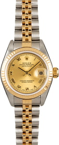 Lady Rolex Datejust Two Tone 79173