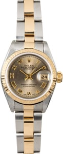Women's Rolex Datejust 79173 Two-Tone