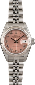 Rolex Datejust 79174 Salmon Dial
