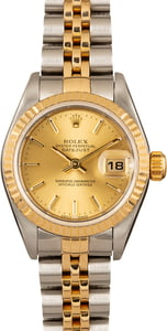 Rolex Datejust Ladies 79173 Jubilee