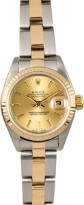 Rolex Datejust Ladies 79173 Certified Pre-Owned