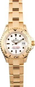 Rolex Gold Ladies Yacht-Master 169628