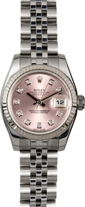 Rolex Ladies Datejust 179174 Pink Diamond