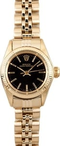 Rolex Ladies Oyster Perpetual 6719