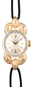 Rolex Ladies Vintage Cocktail Watch