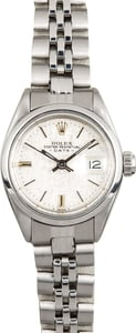 Rolex Ladies Date 6916 Stainless