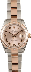 Pre-Owned Rolex Ladies Datejust 178341