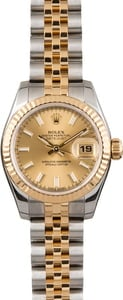 Pre Owned Rolex Ladies Datejust 179173