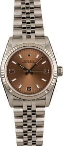 Pre Owned Rolex Mid-Size Datejust 67514
