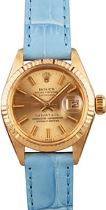 Rolex Ladies Datejust Model 6917