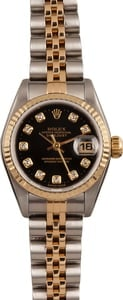 Rolex Two-Tone Oyster Perpetual Ladies Datejust