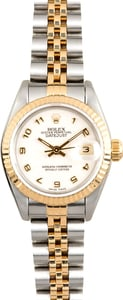 Rolex Ladies Datejust 69173 Ivory Jubilee