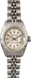 Rolex Datejust 69174 Silver Dial