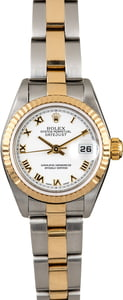 Rolex Ladies Datejust 79173 Two Tone Oyster