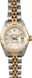 Rolex Ladies Datejust 79173 Silver Index Dial