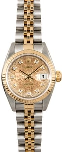 Rolex Ladies Datejust 79173 Diamond Jubilee