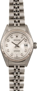 Pre Owned Rolex Ladies Datejust 79174 Jubilee Diamond Dial