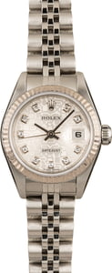 Pre-Owned Rolex Ladies Datejust 79174 Jubilee Dial