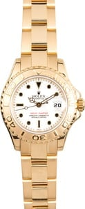 Rolex Ladies Gold Yacht-Master 169628