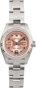 Rolex Ladies Oyster Perpetual 176234 Pink