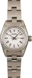 Pre-Owned Rolex Ladies Oyster Perpetual 67230
