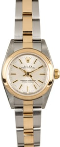 Used Rolex Ladies Oyster Perpetual 76183