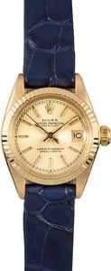 Rolex Ladies President 6917 Certified Pre-Owned