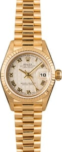 Pre-Owned Rolex Ladies President 79138