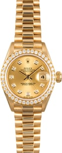 Rolex Ladies President 79178 Diamond