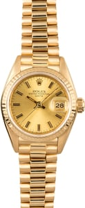 Rolex Ladies Presidential 69178
