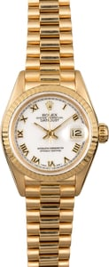 Rolex Ladies Presidential 69278