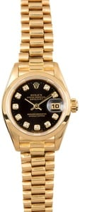 Rolex Ladies Presidential 79168