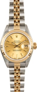 Rolex Ladies Two-Tone Datejust 79173