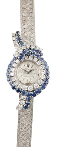 Women's Rolex Diamond Cocktail Watch
