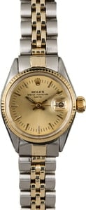 Rolex Date 6516 Vintage Ladies Watch