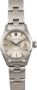 Pre Owned Vintage Ladies Rolex Date 6516
