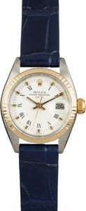 Pre-Owned Ladies Rolex Date 6916 Roman